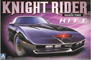 Knight Rider Season III - K.I.T.T. Knight Industries Two Thousand 1:24 [Aoshima]