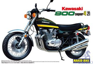 Kawasaki 900 Super 4 Model Z1 1:12 [Aoshima]