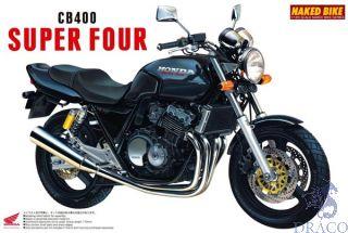 Honda CB400 Super Four 1/12 [Aoshima]
