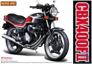 Honda CBX400F II 1984 (Naked Bike Series) 1:12 [Aoshima]