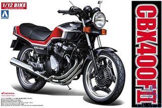 Honda CBX400F II 1984 1:12 [Aoshima]