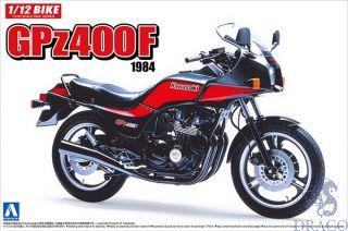 Kawasaki GPz400F 1984 1:12 [Aoshima]