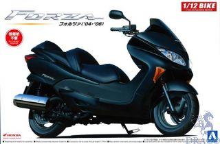Honda Forza 1/12 [Aoshima]