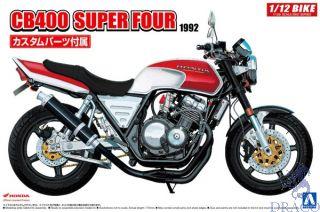 Honda CB400 Super Four 1992 1/12 [Aoshima]