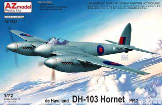 de Havilland DH-103 Hornet PR.2 1/72 [AZmodel]