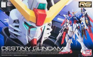 Destiny Gundam Z.A.F.T. Mobile Suit ZGMF-X42S 1/144 [Bandai RG Gundam #11]