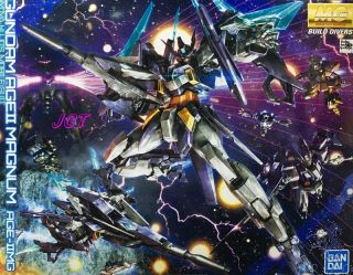 Age II Magnum Kyoya Kujo's Mobile Suit 1/100 [Bandai MGBD Gundam]