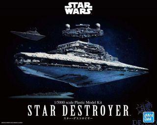 Bandai Star Wars: Star Destroyer 1/5000