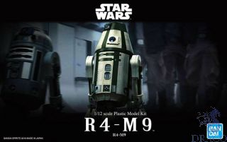 Bandai Star Wars: R4-M9 1/12