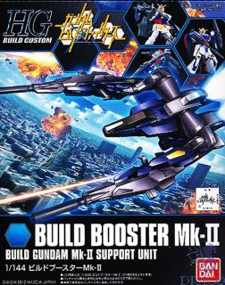 Build Booster Mk-II Build Gundam Mk-II Support Unit 1/144 [Bandai HGBC Gundam #003]