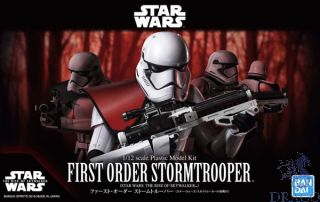 Bandai Star Wars - The Rise of Skywalker: First Order Stormtrooper 1/12