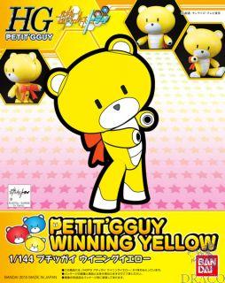 Petit'G Guy Winning Yellow 1/144 [Bandai PGGuy #03]