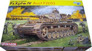 Pz.Kpfw.IV Ausf.F2(G) (SMART KIT) 1/35 [Dragon]