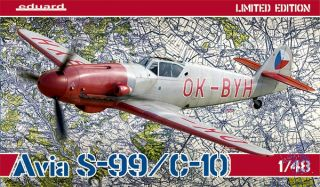 Avia S-99 / C-10 (Limited Edition) 1/48 [Eduard]