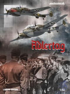 Adlertag (Limited Edition) 1/48 [Eduard]