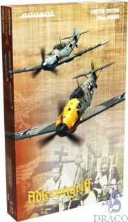 Adlerangriff  Dual Combo (Limited Edition) 1/72 [Eduard]