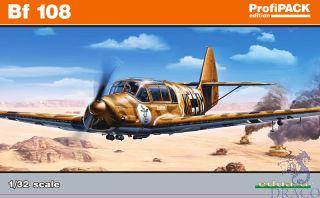 Bf 108 (ProfiPACK Edition) 1/32 [Eduard]