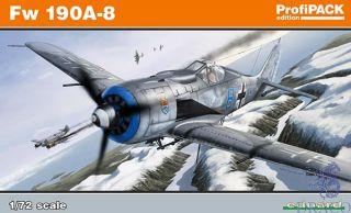 Fw 190A-8 (ProfiPACK Edition) 1/72 [Eduard]