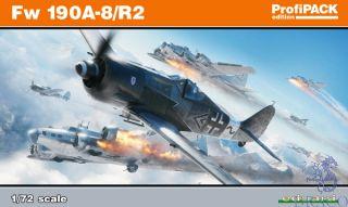 Fw 190A-8/R2 (ProfiPACK Edition) 1/72 [Eduard]