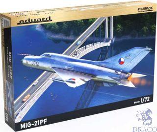MiG-21PF (ProfiPACK Edition) 1/72 [Eduard]