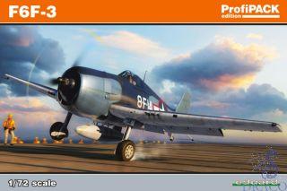 F6F-3 (ProfiPACK Edition) 1/72 [Eduard]