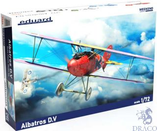 Albatros D. V (Weekend Edition) 1/72 [Eduard]