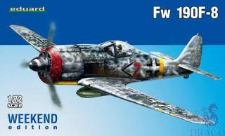Fw 190F-8 (Weekend Edition) 1/72 [Eduard]