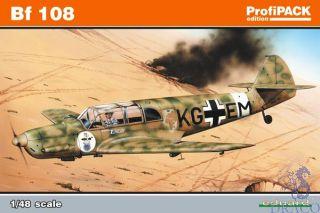 Bf 108 (ProfiPACK Edition) 1/48 [Eduard]