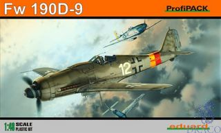 Fw 190D-9 (ProfiPACK Edition) 1/48 [Eduard]