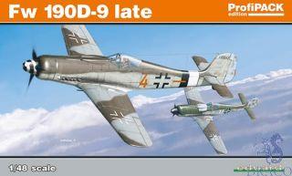 Fw 190D-9 late (ProfiPACK Edition) 1/48 [Eduard]