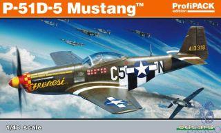 P-51D-5 Mustang (ProfiPACK Edition) 1/48 [Eduard]