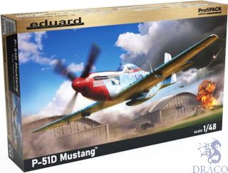 P-51D Mustang (ProfiPACK Edition) 1/48 [Eduard]