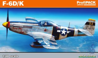 F-6D/K (ProfiPACK Edition) 1/48 [Eduard]