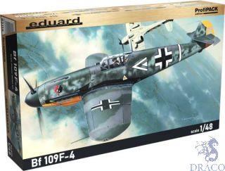 Bf 109F-4 (ProfiPACK Edition) 1/48 [Eduard]