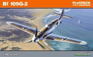 Bf 109G-2 (ProfiPACK Edition) 1/48 [Eduard]