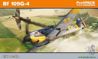 Bf 109G-4 (ProfiPACK Edition) 1/48 [Eduard]