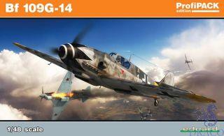 Bf 109G-14 (ProfiPACK Edition) 1/48 [Eduard]