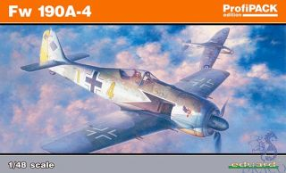 Fw 190A-4 (ProfiPACK Edition) 1/48 [Eduard]