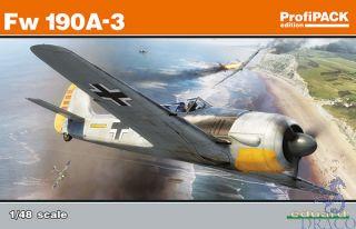 Fw 190A-3 (ProfiPACK Edition) 1/48 [Eduard]