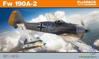 Fw 190A-2 (ProfiPACK Edition) 1/48 [Eduard]