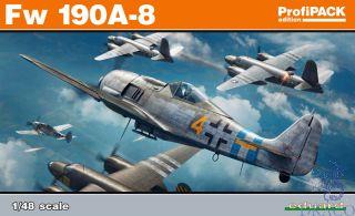 FW 190A-8 (ProfiPACK Edition) 1/48 [Eduard]