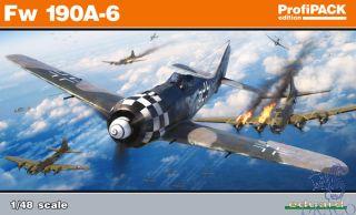 FW 190A-6 (ProfiPACK Edition) 1/48 [Eduard]