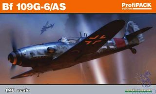 Bf 109G-6/AS (ProfiPACK Edition) 1/48 [Eduard]