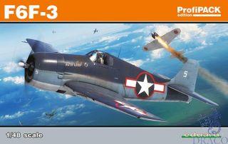 F6F-3 (ProfiPACK Edition) 1/48 [Eduard]