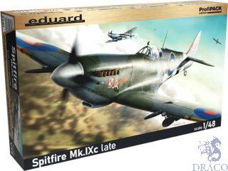 Spitfire Mk. IXc late (ProfiPACK Edition) 1/48 [Eduard]