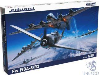 Fw 190A-8/R2 (Weekend Edition) 1/48 [Eduard]