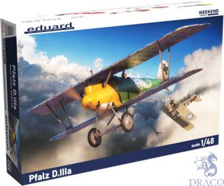 Pfalz D.IIIa (Weekend Edition) 1/48 [Eduard]