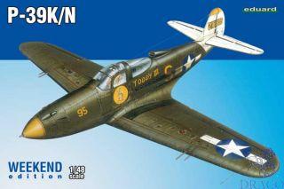P-39K/N (Weekend Edition) 1/48 [Eduard]
