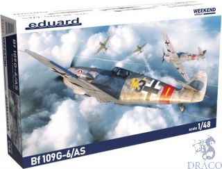Bf 109G-6/AS (Weekend Edition) 1/48 [Eduard]