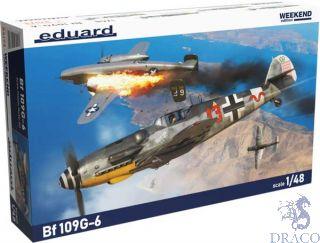 Bf 109G-6 (Weekend Edition) 1/48 [Eduard]